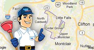 plumber Cedar Grove NJ