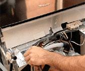 dishwasher water supply line repairs