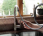 faucet water supply line repairs