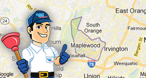 plumber Maplewood NJ