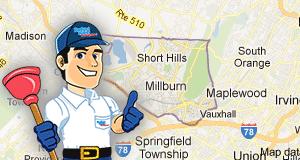 plumber Millburn NJ